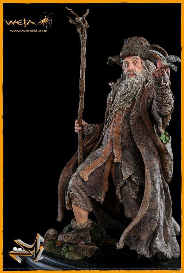 Radagast O Castanho 1/6 o Hobbit - Weta