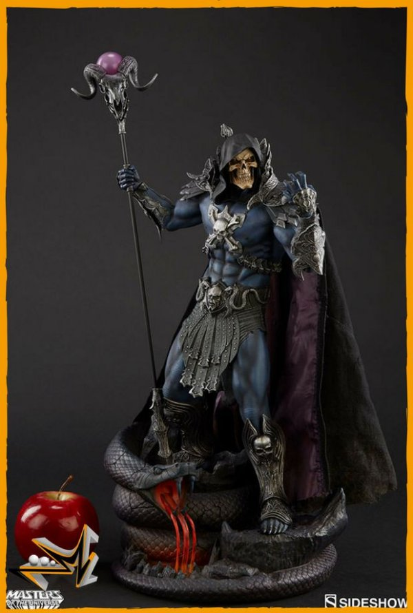 Skeletor Master Of The Universe - Sideshow