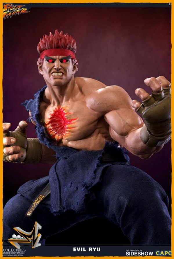 Evil Ryu - Pop Culture Shock