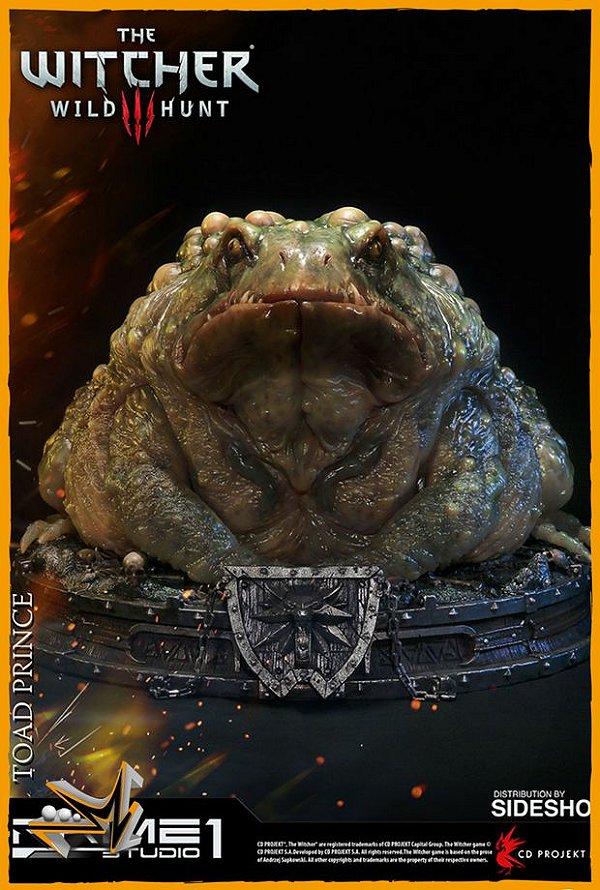 Toad Príncipe de Oxenfurt The Witcher 3 Wild Hunt - Prime 1 (reserva de 10% do valor)