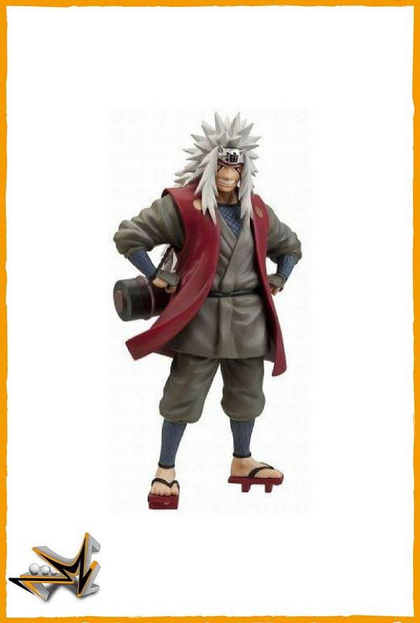 Jiraiya Naruto Shippuden - Banpresto