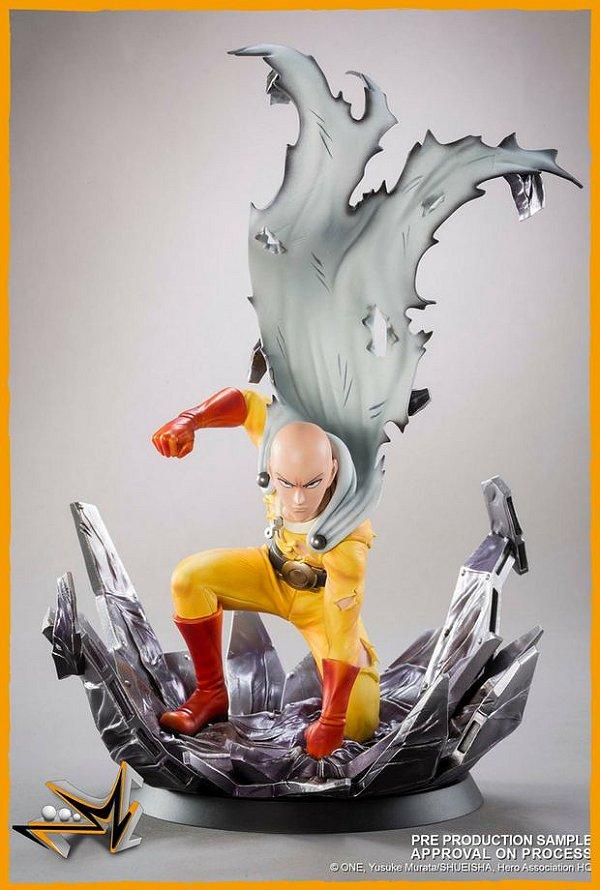One Punch Man Xtra - Tsume Art