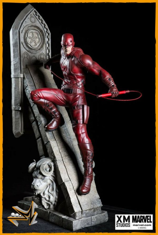 Daredevil Marvel statue 1/4 - Xm Studios