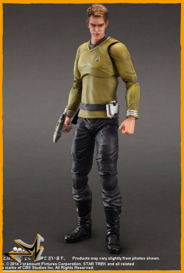 Capitão James T. Kirk Star Trek - Play Arts Kai