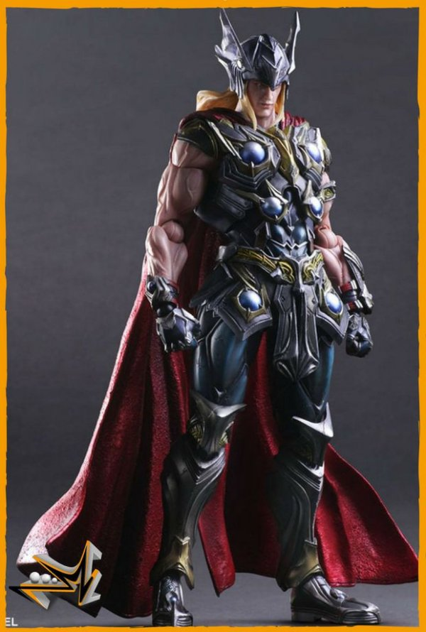 Thor Marvel - Play Arts Kai