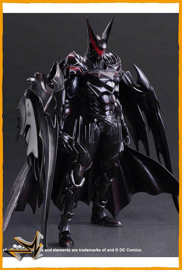 Batman Tetsuya Nomura Dc Comics - Play Arts Kai