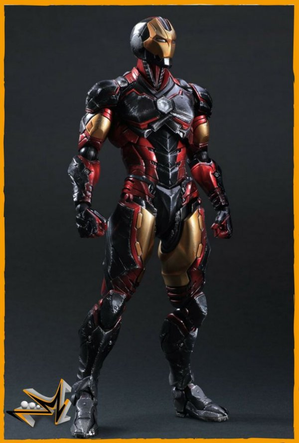 Iron Man Marvel - Play Arts Kai