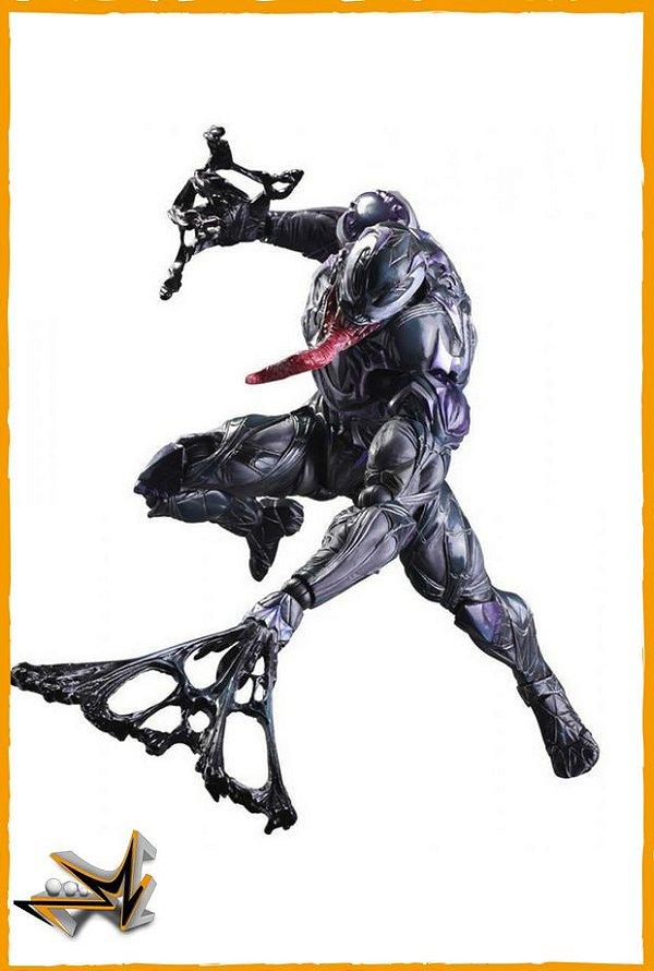 Venom Action Figure Marvel - Play Arts Kai