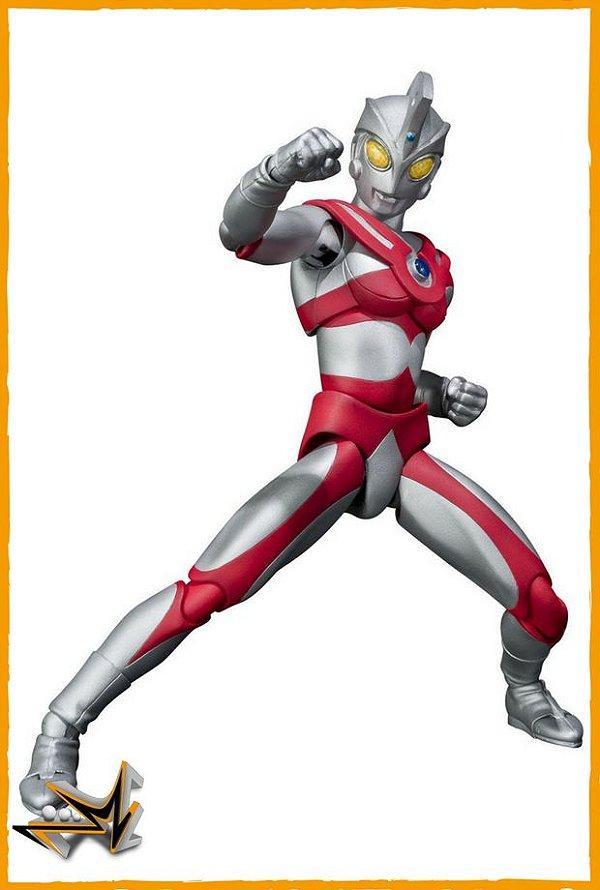 Ultraman Ace Ultra Act Action Figure - Bandai