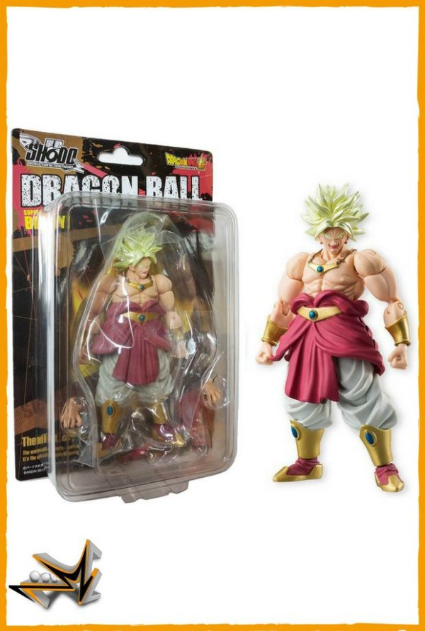 Broly Super Saiyan Volume 5 Dragon Ball - Bandai Shodo