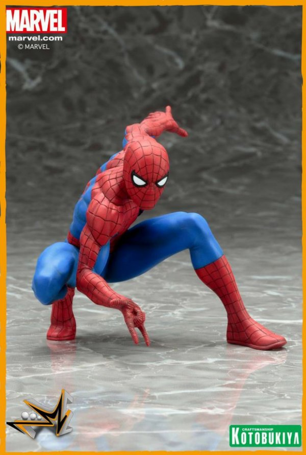 Spider Man ArtFx 1/10 Marvel - kotobukiya