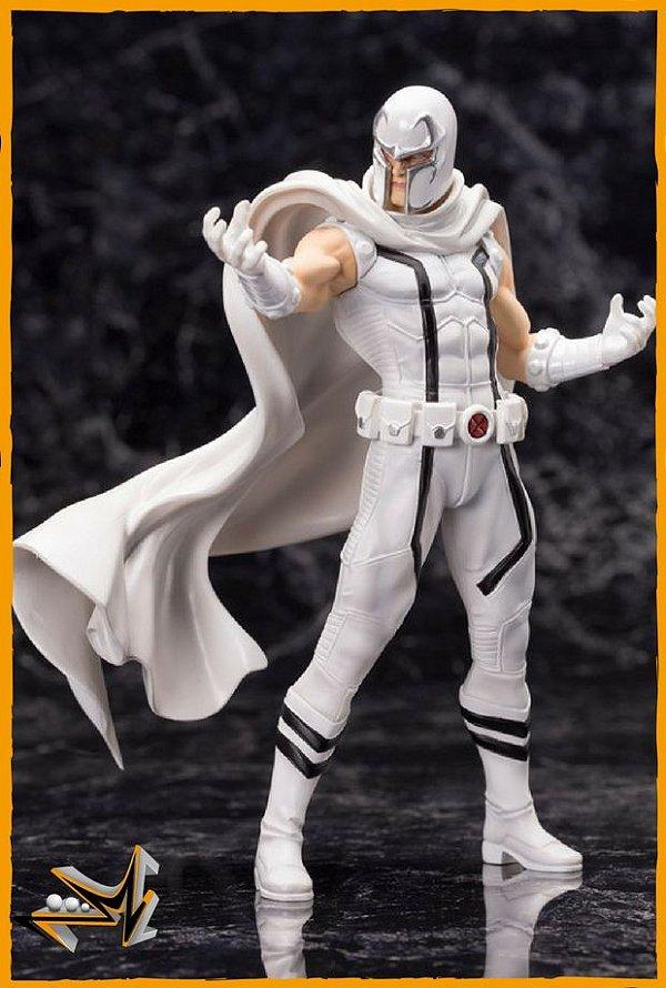 Magneto White 1/10 ArtFX Marvel - Kotobukiya