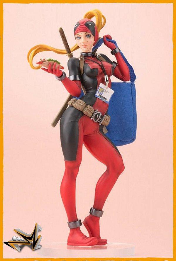 Lady Deadpool EX 1/7 Edição limitada Marvel Bishoujo - Kotobukiya