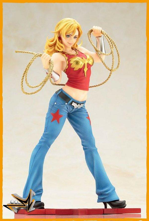 Wonder Girl 1/7 Dc Comics Bishoujo - Kotobukiya