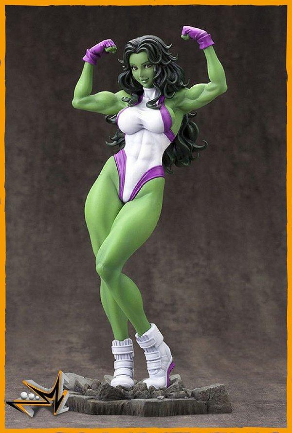 She-Hulk 1/7 Marvel Bishoujo - Kotobukiya