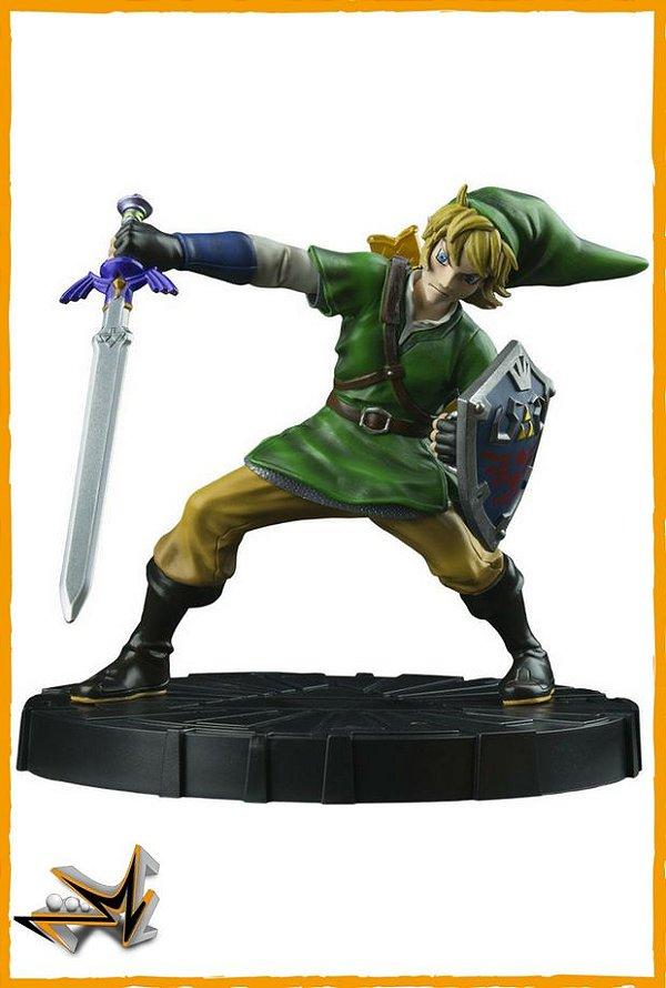 Link The Legend Of Zelda - First 4 Figures