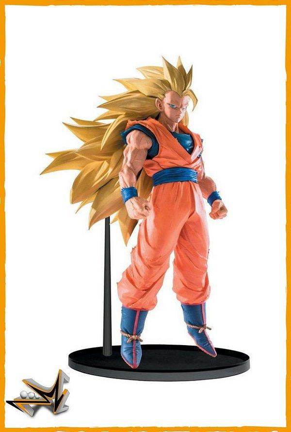 Goku Super Saiyan 3 Dragon Ball Z Vol.5 - Banpresto
