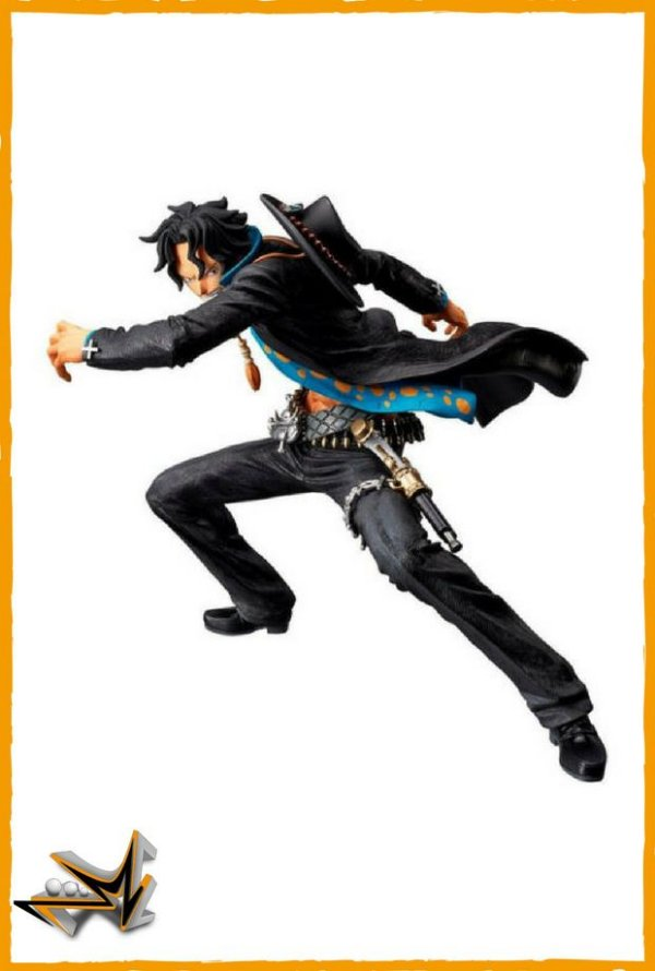 Portgas D Ace Zoukei Akinari One Piece - Banpresto