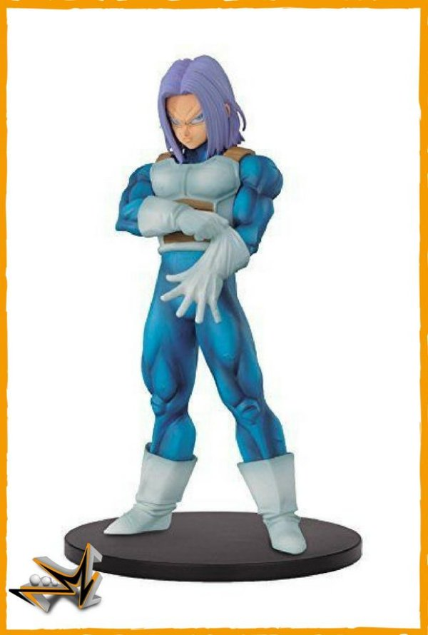 Trunks Dragon Ball Z Resolution Of Soldiers Vol.5 - Banpresto