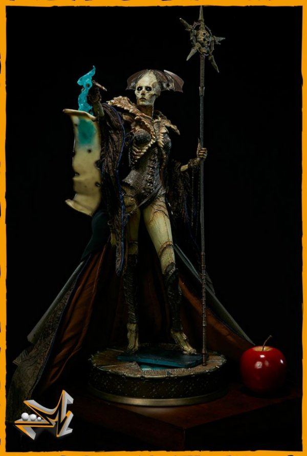 Xiall O Grande Osteomancer Premium Format Court Of The Dead - Sideshow