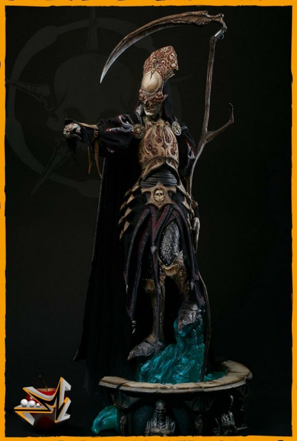 Death Mestre do Submundo Premium Format Court Of The Dead - Sideshow