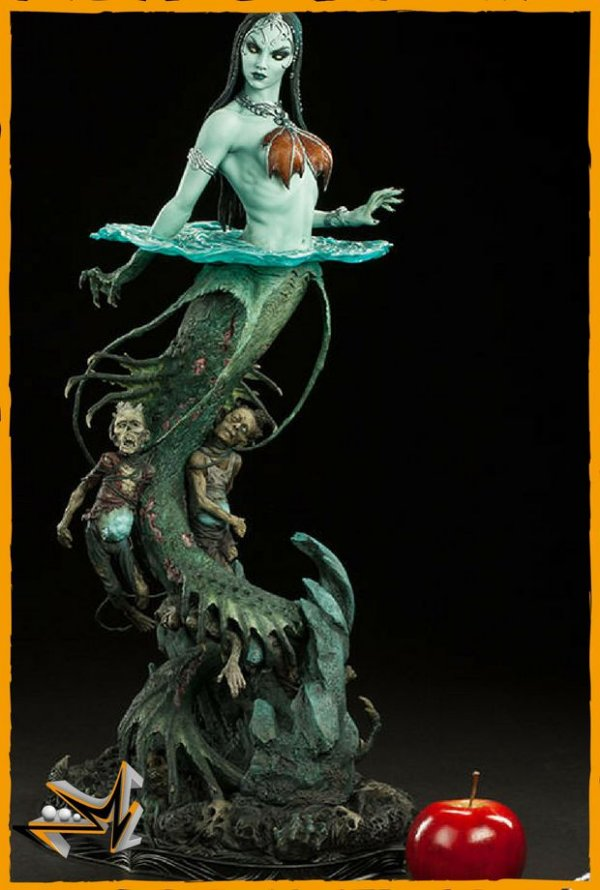 Death Siren Premium Format Court Of The Dead - Sideshow