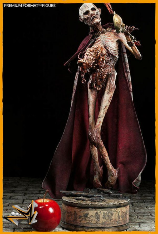 Red Death Premium Format Court Of The Dead - Sideshow