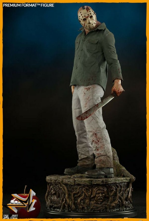 Jason Voorhees Legend Of Crystal Lake Premium Format - Sideshow