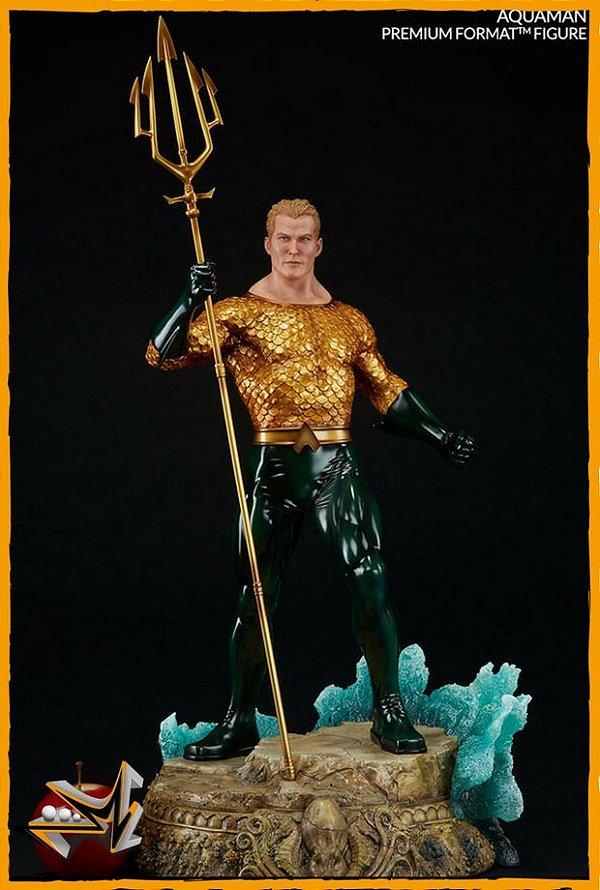 Aquaman Premium Format Dc Comics - Sideshow