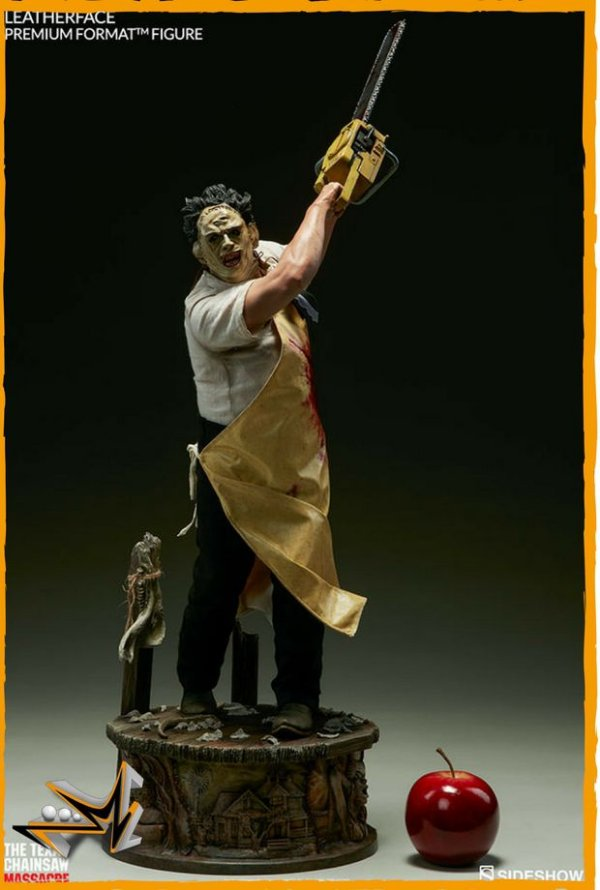 Leatherface Premium Format - Sideshow