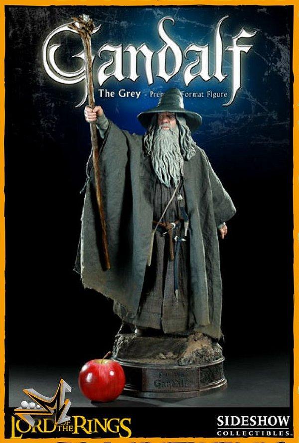 Gandalf O Cinzento Premium Format - Sideshow