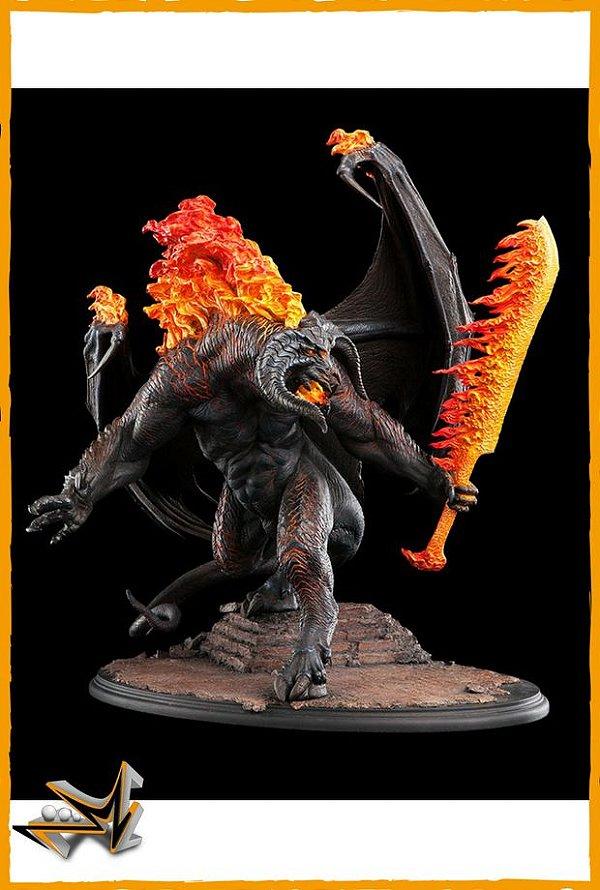 Balrog O Demônio das sombras O Senhor dos Anéis - Weta