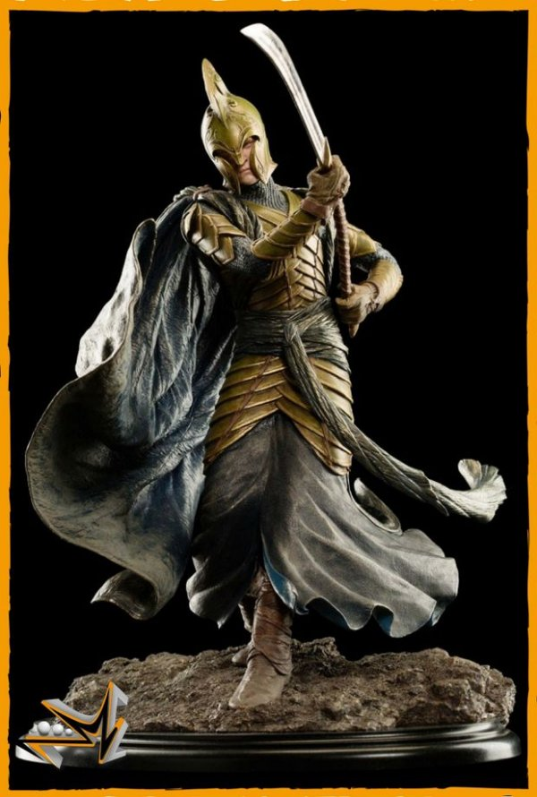Guerreiro elfo Elven 1/6 O Senhor dos Anéis - Weta