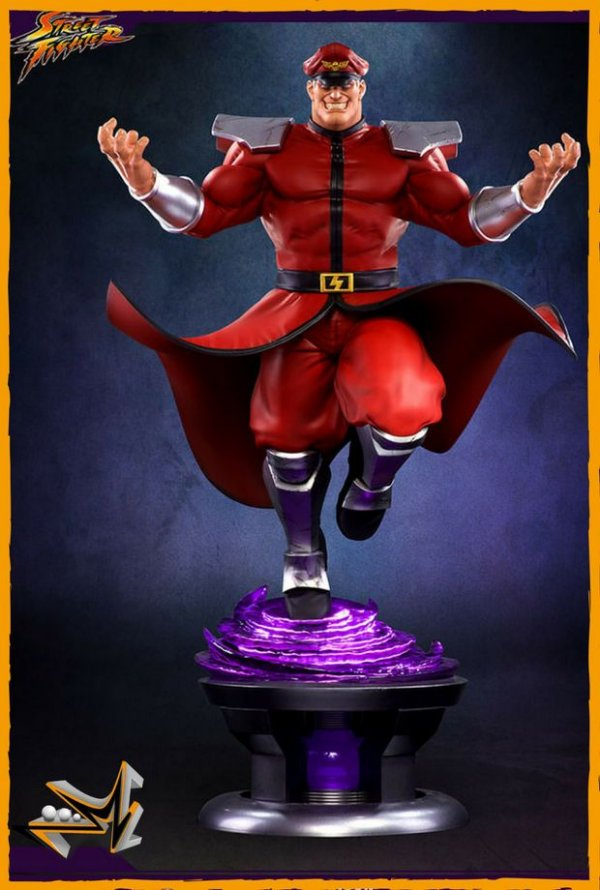 M.Bison 1/4 Ultra Street Fighter - Pop Culture Shock (reserva de 10% do valor)