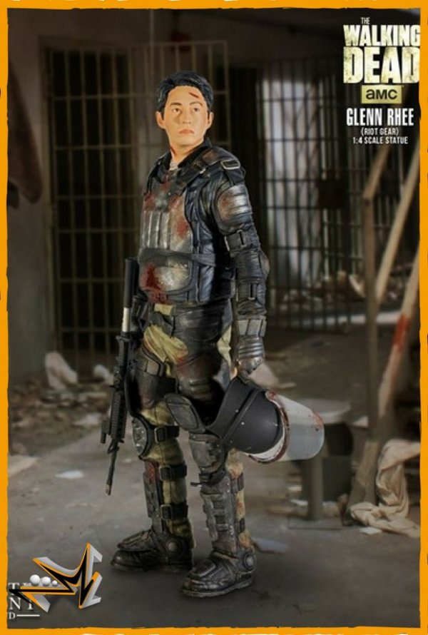 Glenn Rhee 1/4 The Walking Dead - Gentle Giant