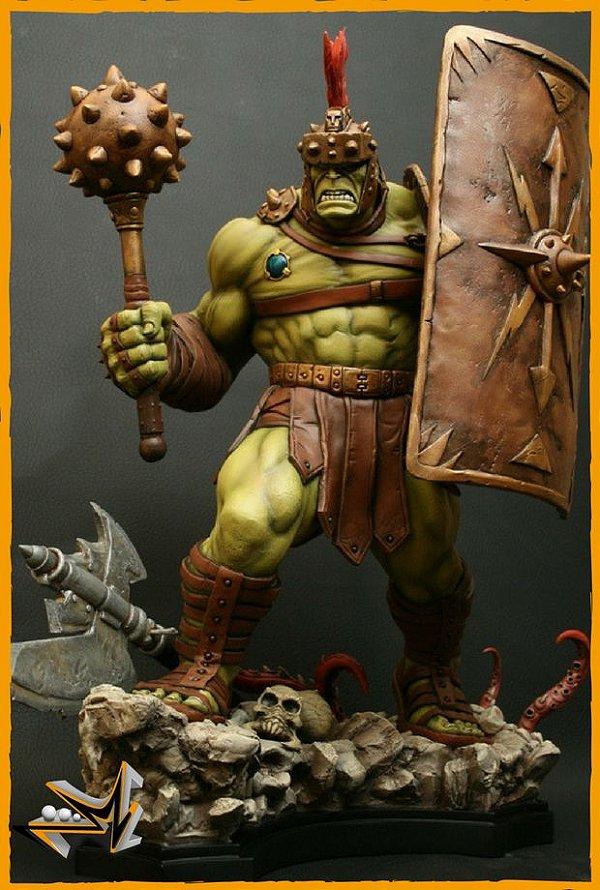 Hulk Gladiador Planeta Hulk Marvel - Bowen