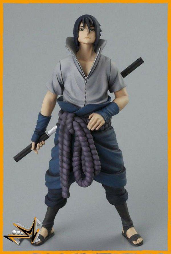 Sasuke Uchiha Naruto Shippuden Figuarts Zero - Bandai
