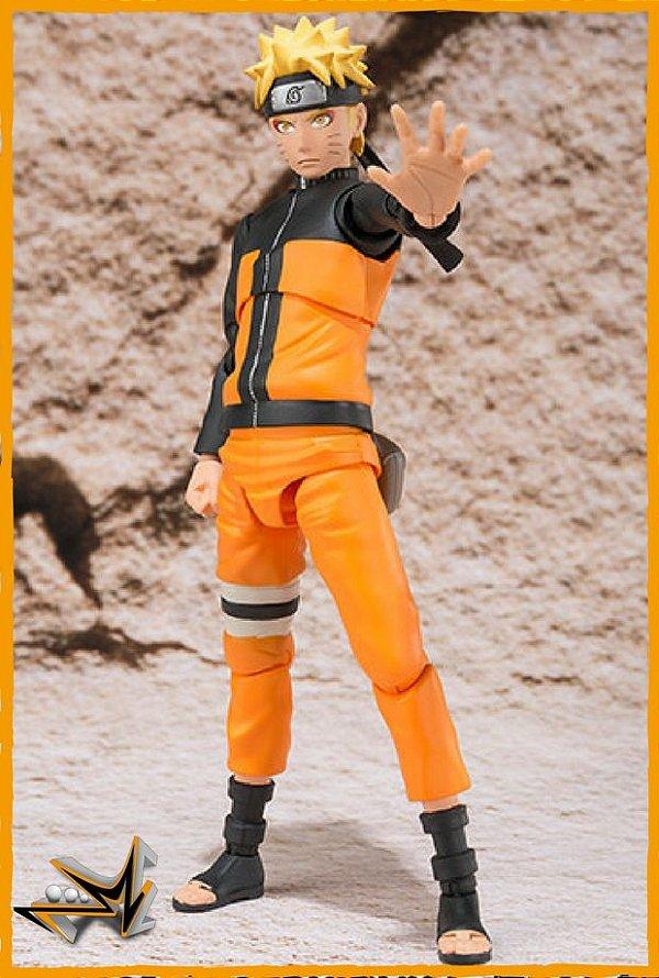 Naruto Modo Sennin Naruto Shippuden S.H Figuarts - Bandai