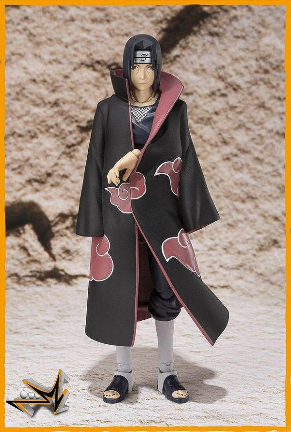 Itachi Uchiha Naruto Shippuden S.H Figuarts - Bandai