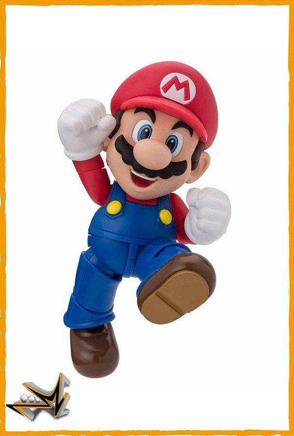 Mario Nintendo S.H Figuarts - Bandai