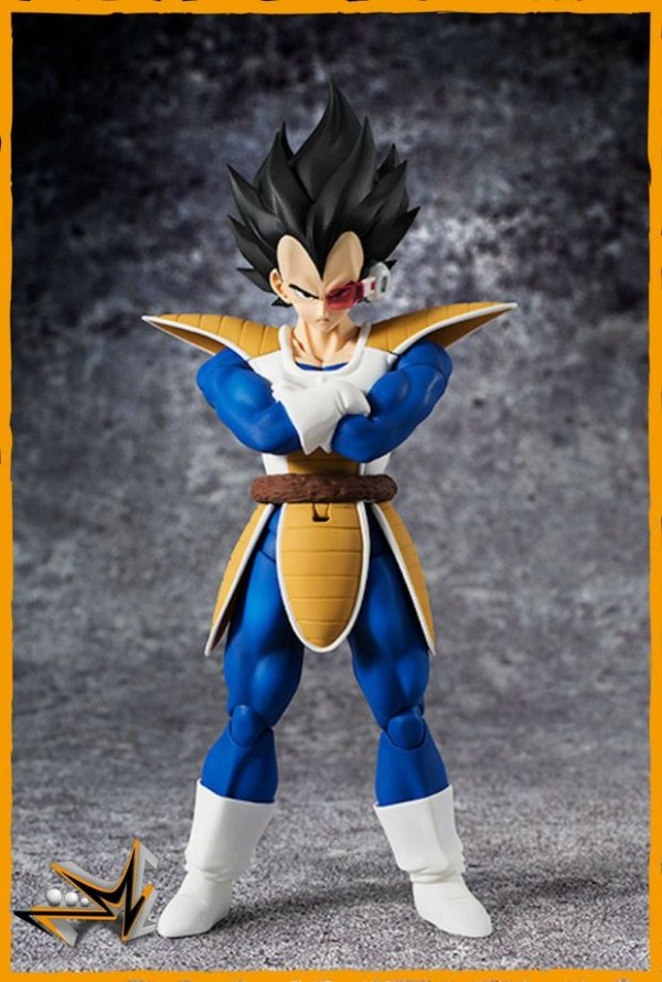 Vegeta Dragon Ball S.H Figuarts - Bandai