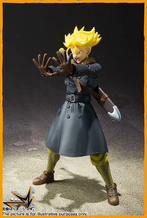 Trunks Xenoverse Edition Dragon Ball S.H Figuarts - Bandai