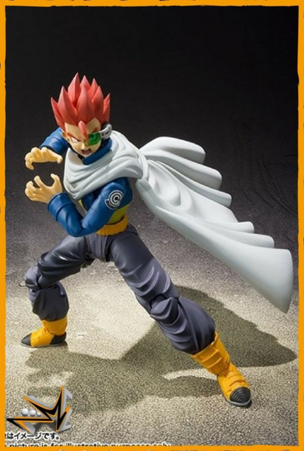 Time Patroller Xenoverse Edition Dragon Ball S.H Figuarts - Bandai