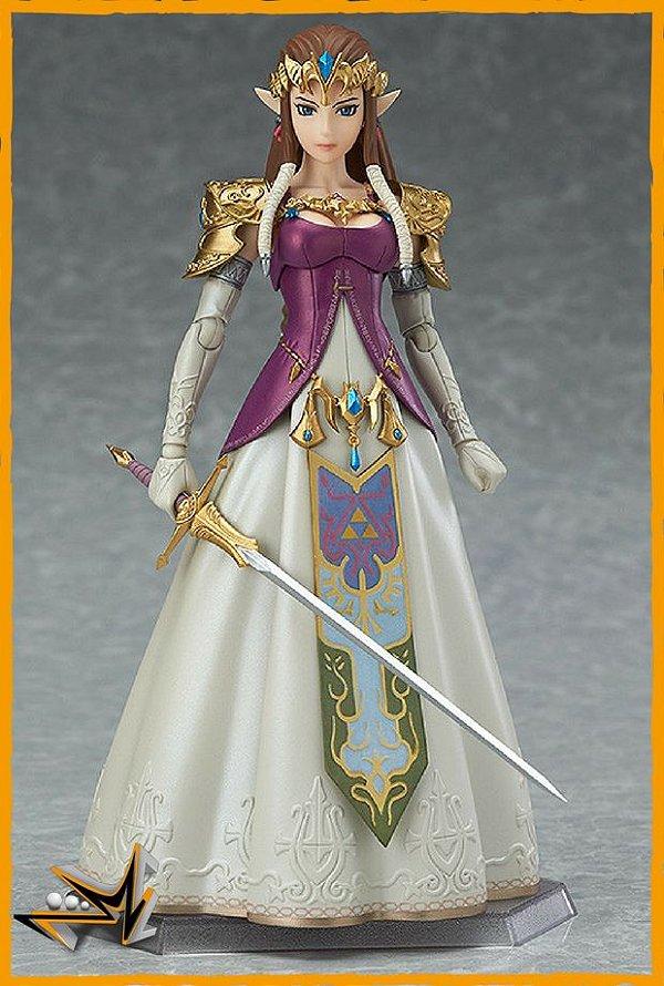 Princesa Zelda Twilight Princess - 318 Figma