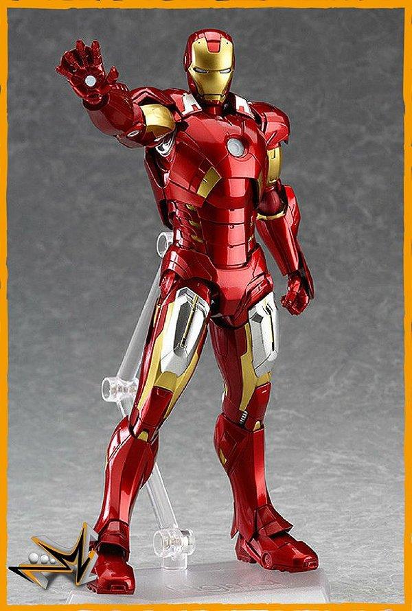 Iron Man Mark VII Marvel - 217 Figma