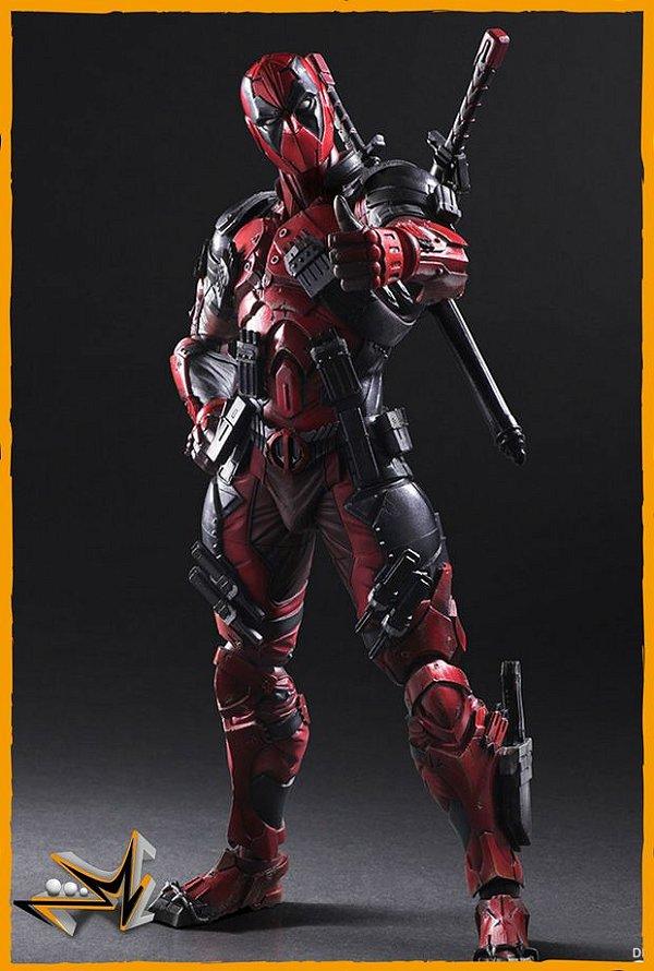 Deadpool Marvel - Play Arts Kai