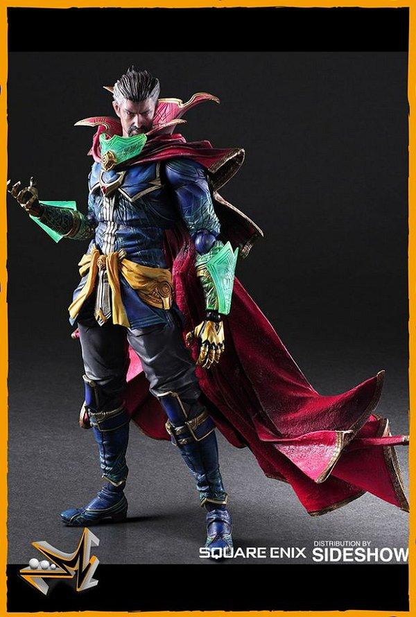 Dr. Estranho Marvel - Play Arts Kai (reserva de 10% do valor)