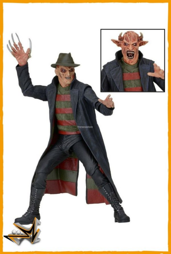 Freddy Krueger Nightmare On Elm Street - Neca