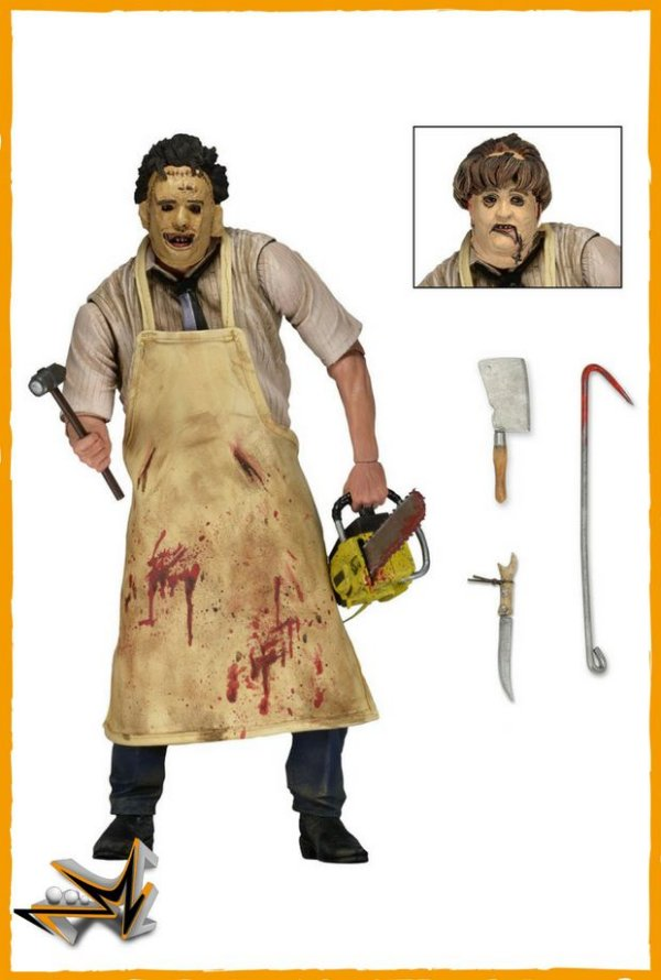 Leatherface O Massacre da Serra Elétrica - Neca