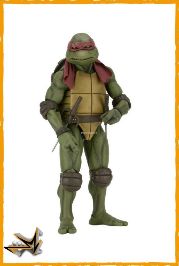 Raphael 1/4 As Tartarugas Mutantes Ninjas - Neca